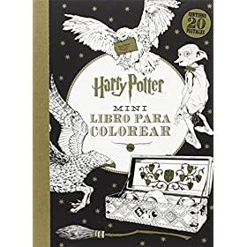 Harry Potter- libro para colorear para niños