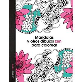 Mandalas ZEN y dibujos para colorear para adultos