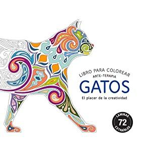 Gatos-Compactos-Arte-terapia-Editorial-Alma-libros-para-colorear-arteterapia-gatos