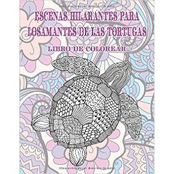 Escenas-hilarantes-para-amantes-tortugas-libros-mandalas-de-tortugas