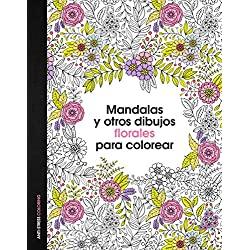 Mandalas-florales-colorear-Anti-stress-coloring-mandalas-y-otros-dibujos-florales-para-colorear