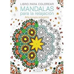 RELÁJATE-COLOREANDO-EDITORIAL-SIRIO-Libro-para-colorear-Mandalas-para-la-relajación-arteterapia-antiestres