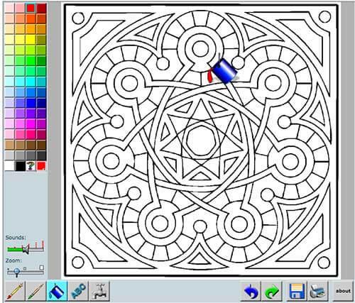 mandalas-para-colorear-online