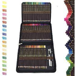 Profesionales-colorear-Bosquejo-Material-Cremallera-lapices-colorear-mandalas