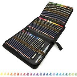 acuarelables-artístico-cremallera-Profesional-colorear-lapices-para-colorear-mandalas