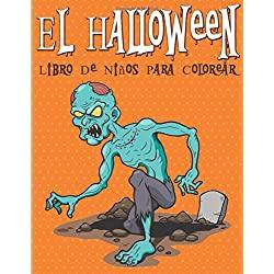 Halloween-Libro-Niños-Para-Colorear-El-Halloween-Libro-De-Niños-Para-Colorear