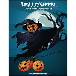Halloween-libro-para-colorear-Snels-Halloween-libro-para-colorear-2-Volume-2
