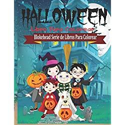 Halloween-Libro-Colorear-Blokehead-Libros-Halloween-Libro-para-Colorear-Blokehead-Serie-de-Libros-Para-Colorear-books