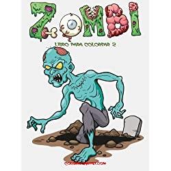 Zombi-libro-para-colorear-Snels-Zombi-libro-para-colorear-2-Volume-2-books