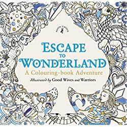 Escape-Wonderland-Colouring-Book-Adventure-Escape-to-wonderland-dibujos-para-pintar-para-adultos-to-wonderland-dibujos-para-pintar-para-adultos