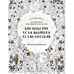 Los-secretos-arboleda-las-higueras-Los-secretos-de-la-arboleda-de-las-higueras-el-libro-sensual-para-colorear-de-los-adultos